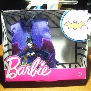 New BARBIE DC Comics Fashion BATGIRL (Batman) TOP